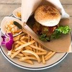 87198825 - ABCハンバーガー 細いポテト変更