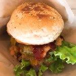 87198836 - ABCハンバーガー
