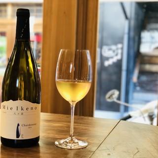 山梨のワインからイタリア・スペインなどのワイン