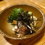 海風土 - ごまサバ(880円)