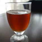 ぎょうざ三宝 - ドリンク写真:黒烏龍茶