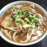 ふく助 - 料理写真:トン汁うどん