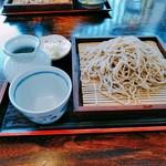 手打蕎麦シマ - 料理写真:もりそば