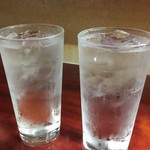 Aoba - 【'18.5】なんかの焼酎の水割り