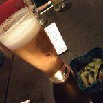 87203793 - ビール10円とお通し300円(税抜)