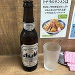 トナリ - 瓶ビール(小瓶) ¥380