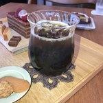 87205414 - アイスコーヒー                       ¥500