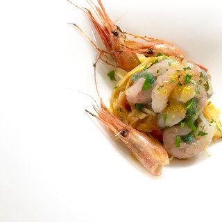 国産の安全で安心な本物の食材達をシェフの感性でイタリア料理に