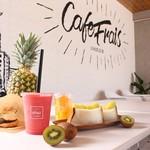 CAFE FRAIS - 料理写真: