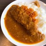 オオツカ - 福井ポークのロースカツカレー