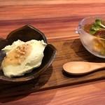 蕎麦むらた - ◆小鉢2種