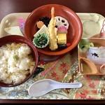 沙羅の木 - うずめ飯