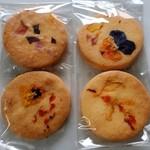 森のお菓子屋 スピカ - ハナクッキー