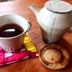 森のお菓子屋 スピカ - 和紅茶