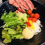 じゅん亭 - じゅん亭サラダ