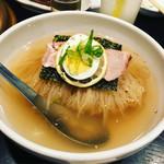 じゅん亭 - 冷麺もGOOD❣️