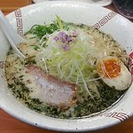 らーめん弥七 - 【塩らーめん】¥780