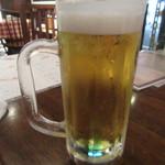 ビストロガブリ - 「生ビール」