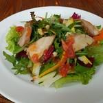 ラ ボデガ - ランチのサラダ