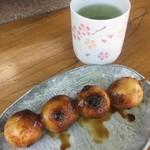 焼きだんご 田代 - 料理写真: