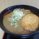 名代 箱根そば - 料理写真:カレーそば&カレーコロッケ