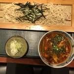 浅野屋 - ピリ辛つけ蕎麦
