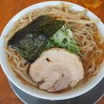 ラーメン金子 - 料理写真:中華そば 650円
