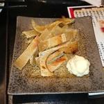 肉バル個室居酒屋ダイニング 旬や - エイヒレ 598円