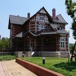 門司港グルメ海門 - 国際友好記念図書館