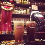 Seamus O'Hara - 美味しいギネスビールとキルケニー!