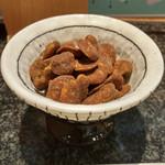 すし屋銀蔵 - 黒糖そら豆。ウィスキーに合う!!