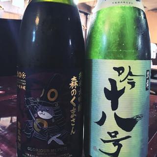 【厳選】オススメの日本酒のご紹介!