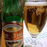 cafeロジウラのマタハリ春光乍洩 - さあ、飲みましょう。 ぷふぁ~、旨い!! やっぱり、ビールは美味しいですよね。