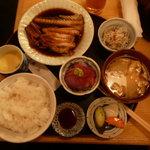 舞浜 - 銀だら煮つけ定食