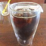 栗栗珈琲 - アイスコーヒー