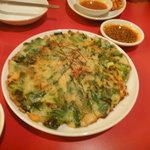 韓杯房 プルダ - チジミ