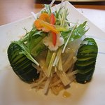 韓国ダイニング 韓 - 料理写真:サラダ