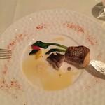 新横浜プリンスホテル - 魚のポアレ