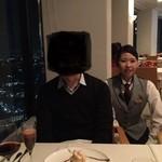 新横浜プリンスホテル - 記念撮影もプレゼントして頂きました!