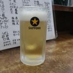 よっちゃん   - 生ホッピー(白)