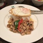バンコクキッチン - ガパオライス