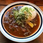 Cuffy curry&bar - 和カレー