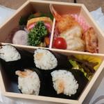 久田屋 - 料理写真:天むすスペシャル