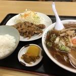 そば処 石田屋 - 料理写真: