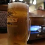 大垣のてっぺん - 生ビール
