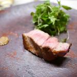 ビゴール豚 薪焼き