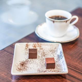バーマンズチョコレート 奈良餅飯殿工房 - チョコレートセット