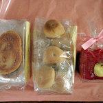 ポエム - アウトレット商品(夢雫菓 & 木の葉のメロディー) と正規品の夢雫菓