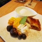 リナトキッチン - デザートプレート