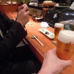 錦 - 「はじめまして」の乾杯♪
